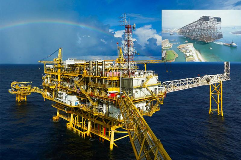 Oil drilling pic